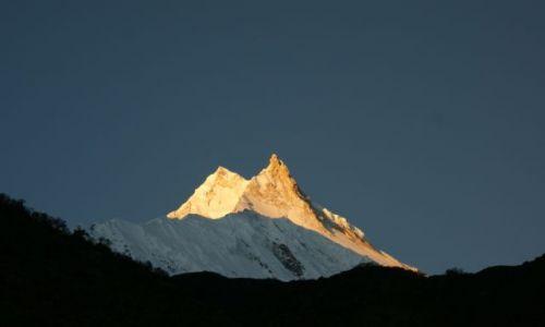 Zdjęcie NEPAL / brak / Himalaje / Manaslu 8163npm
