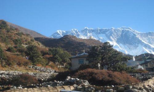 Zdjecie NEPAL / brak / Himalaje / Południowa sciana Lhotse