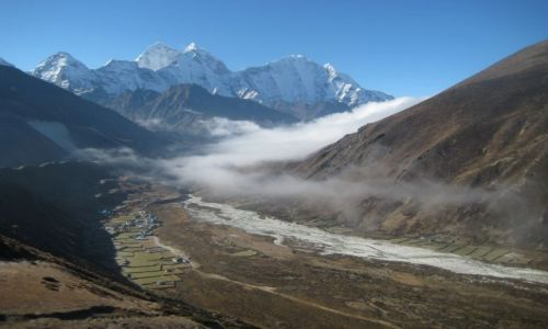 Zdjecie NEPAL / brak / Himalaje / W drodze na Kalapathar