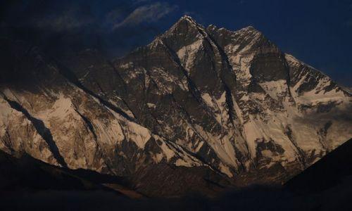 Zdjęcie NEPAL / Himalaje Npelau / Solo Khumbu- Everest trekking / Lhotse
