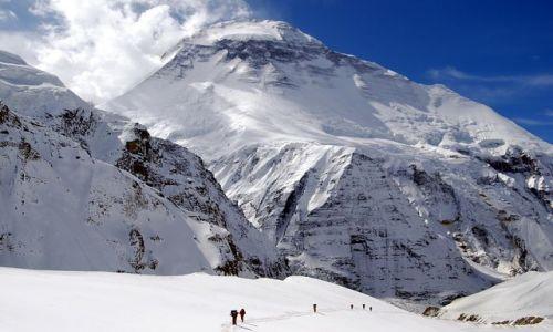 Zdjecie NEPAL / Himalaje Nepalu / Trekking dooko�a Dhaulagiri / Dhaulagiri