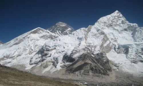 Zdjecie NEPAL / brak / Himalaje / Everest i Nuptse