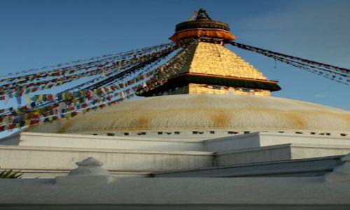 Zdjecie NEPAL / brak / Katmandu / Centralna Stupa