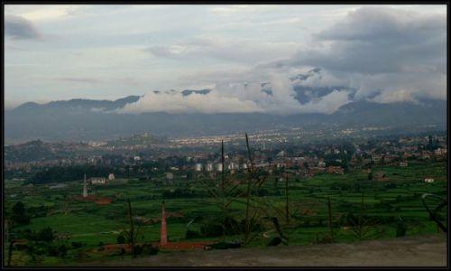 Zdjecie NEPAL / brak / peryferie Katmandu / zaczyna sie