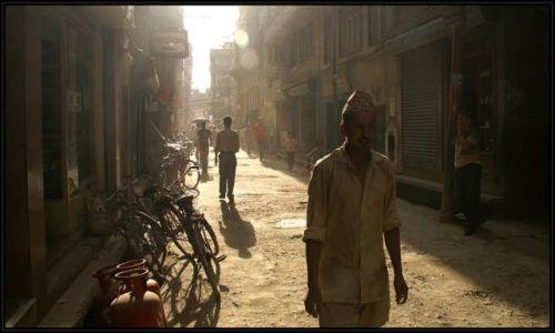 Zdjecie NEPAL / brak / Katmandu / uliczkami