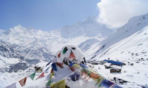 Zdjecie NEPAL / Annapurna Circuit / Annapurna Base Camp / Góry