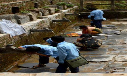 Zdjęcie NEPAL / Bandipur / Źródła / Pięć źródeł