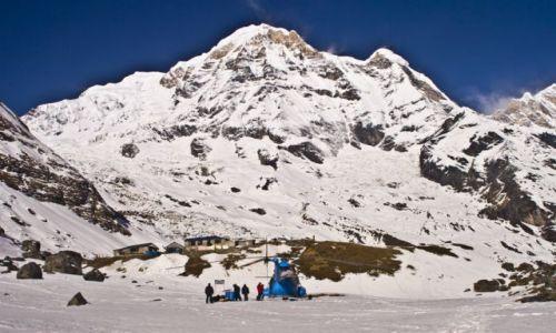 Zdjecie NEPAL / Himalaje / ABC / Annapurna