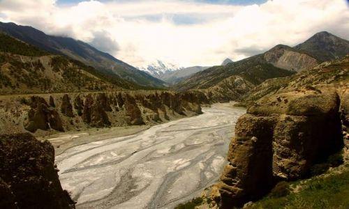 Zdjecie NEPAL / Annapurna / Okolice / Po drodze do Ti