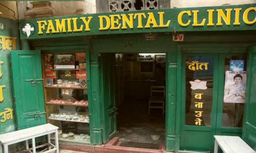 Zdjecie NEPAL / Dolina Kathmandu / Kathmandu / I już mnie zęby nie bolą ...