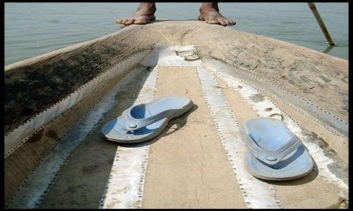 Zdjęcie NEPAL / - / chitwan national park / Flip flops