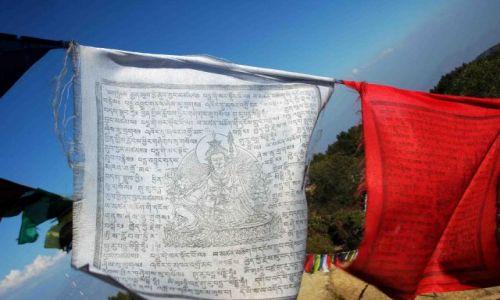 Zdjecie NEPAL / brak / nagar kot / jak wiatr nie wieje to i poczytać można :)