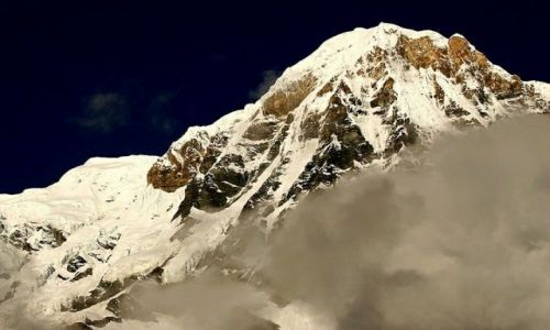 Zdjęcie NEPAL / Annapurna Sanctuary / ABC / Annapurna South 7219
