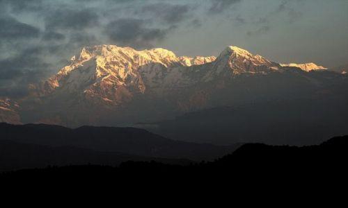 Zdjecie NEPAL / Annapurna Sanctuary / Naudanda / Annapurna Range