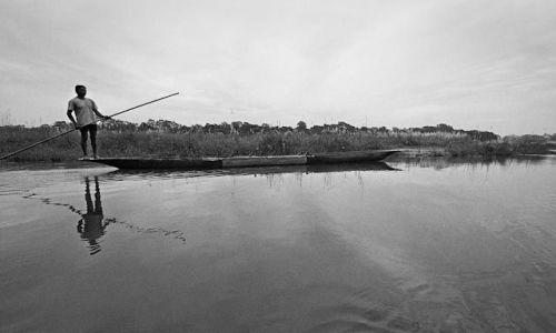 Zdjecie NEPAL / Chitwan Park / Chitwan / Rybak