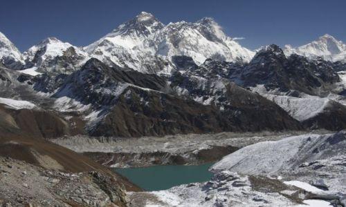 Zdjecie NEPAL / solkhumbu / solukhumbu / renjo La everest lhotse