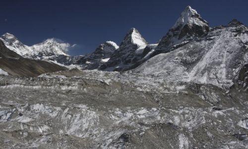 Zdjecie NEPAL / solukhumbu / solukhumbu / Kangjung peaks