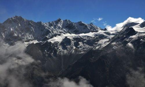 Zdjęcie NEPAL / Lantang / masyw Naya Kanga / Lantang Himalaya