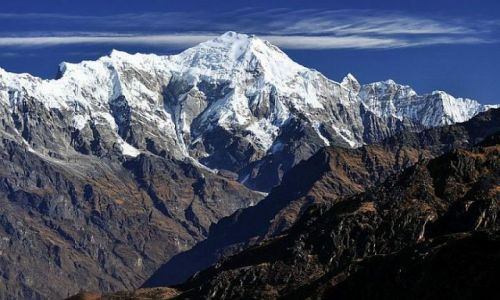 NEPAL / Lantang / Lantang / Lantang Lirung 7246m