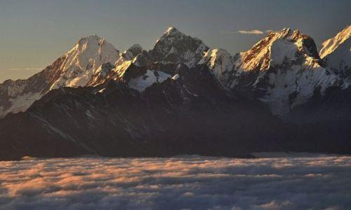Zdjęcie NEPAL / Laurebina / Gosainkund / Lantang / Ganesh Himalaya