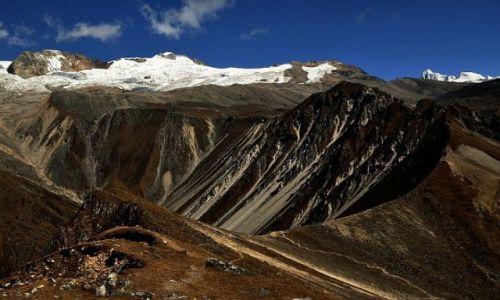 Zdjecie NEPAL / Lantang / Lantang / widok z Kyanji Ji 4773