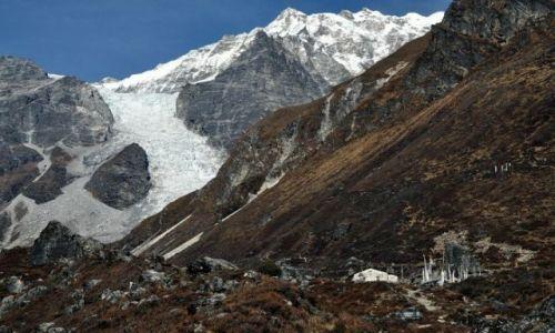Zdjęcie NEPAL / Lantang / Kyanjin Gompa / Lantang Lirung