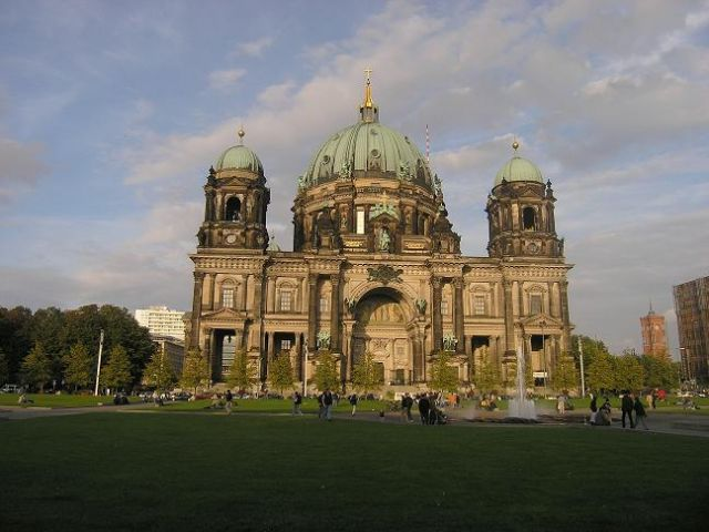 Zdjęcia: Berlin, Brandenburgia, Berliner Dom, NIEMCY