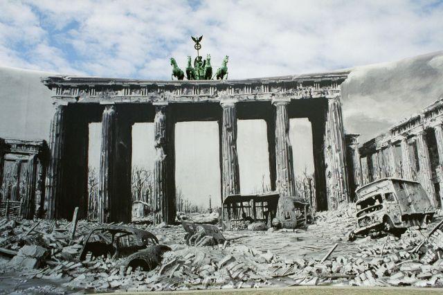 Zdjęcia: Berlin, Berlin, Historia współcześnie, NIEMCY