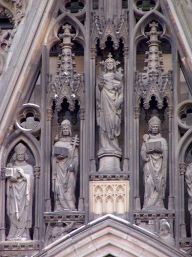 Zdjęcia: Kolonia, Katedra w Kolonii 5, NIEMCY