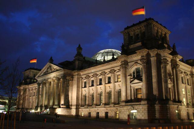 Zdjęcia: Berlin, Berlin, Reichstag , NIEMCY