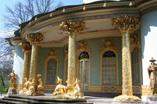 Zdjęcia: Potsdam, Brandenburgia, Spacer po parku, NIEMCY