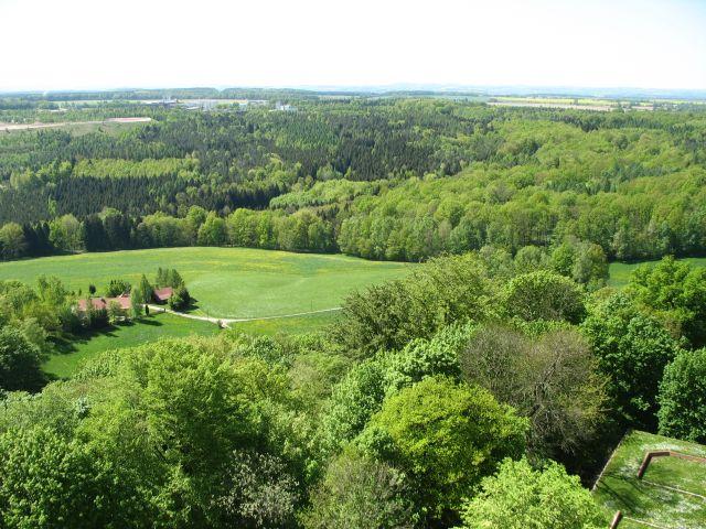 Zdjęcia: Konigstein, zielona Saksonia, NIEMCY