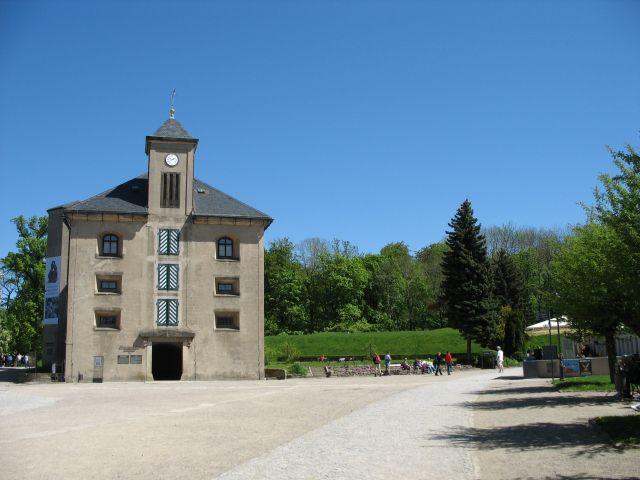 Zdjęcia: Konigstein, Saksonia, spiżarnia w twierdzy, NIEMCY