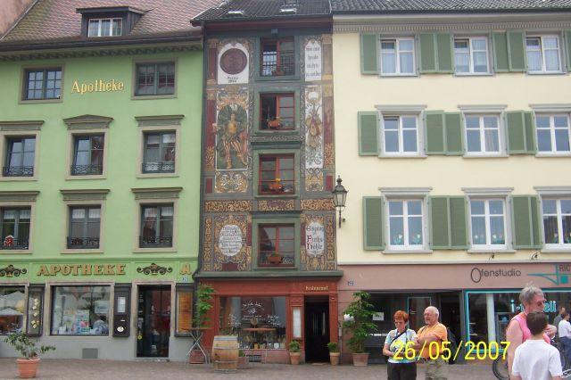 Zdjęcia: bad Sackingen, Schwarzwald,  Ot budynek, NIEMCY