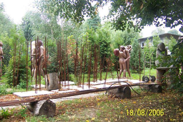 Zdj�cia: Kleinwelka, Saksonia, Park Dinozaur�w, NIEMCY