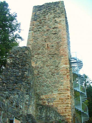 Zdj�cia: wieladingen, schwarzwald, ruiny wieladingen, NIEMCY