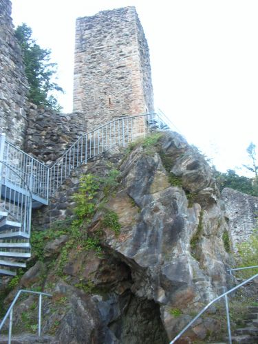 Zdjęcia: wieladingen, schwarzwald, ruiny wieladingen, NIEMCY