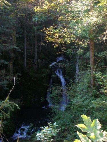 Zdjęcia: murg, schwarzwald, wodospad malej murg, NIEMCY