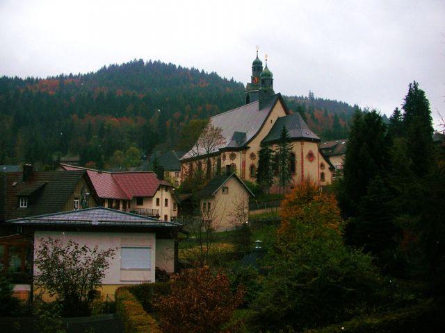 Zdjęcia: todtmoos, schwarzwald, kosciolek, NIEMCY