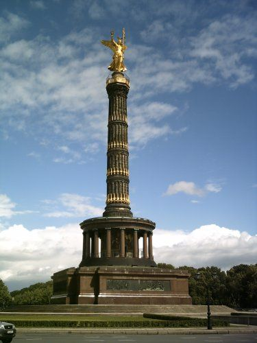 Zdjęcia: Berlin, Kolumna Zwycięstwa, NIEMCY