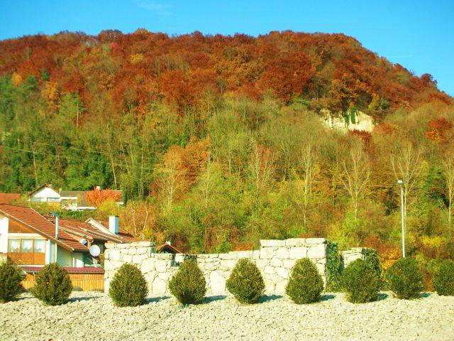 """Zdjęcia: wyhlen, baden-württenberg, """"letnia""""jesien, NIEMCY"""