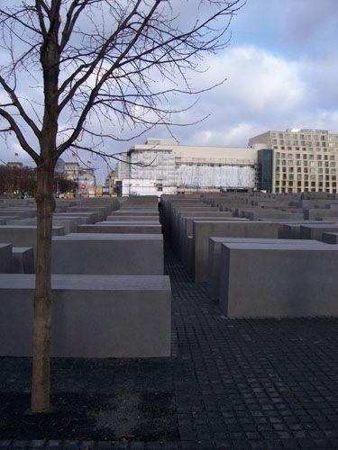 Zdjęcia: Berlin, Pomnik Ofiar Holokaustu, NIEMCY