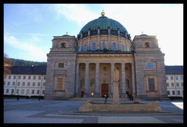 Zdjęcia: sankt blasien, baden-württenberg, katedra, NIEMCY