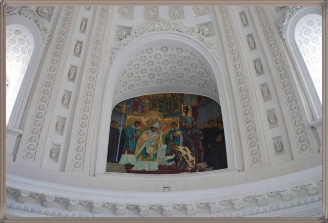 Zdjęcia: sankt blasien, baden-württenberg, wnetrze katedry, NIEMCY