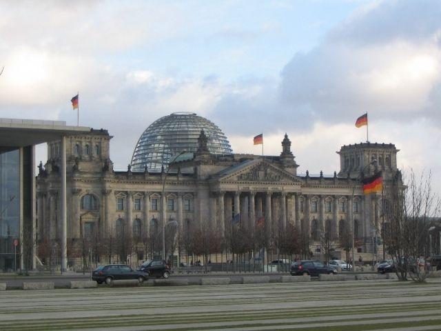 Zdjęcia: Berlin, Raistag, NIEMCY