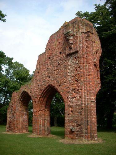 Zdjęcia: Ruiny., NIEMCY