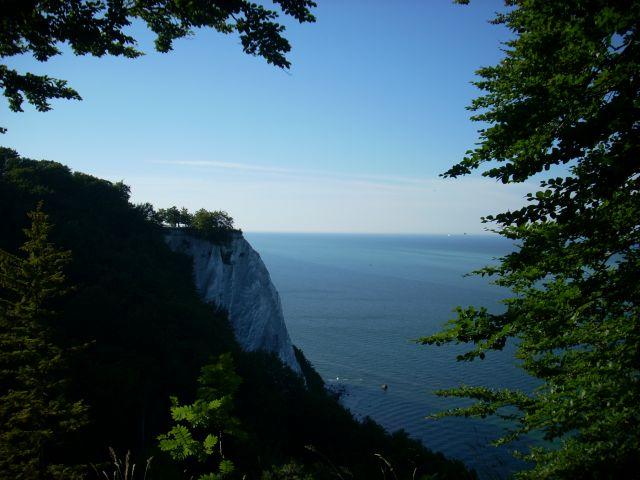 Zdj�cia: Rugia, Wybrze�e klifowe., NIEMCY