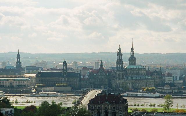 Zdjęcia: Drezno, Saksonia, Drezno pod słońce, NIEMCY