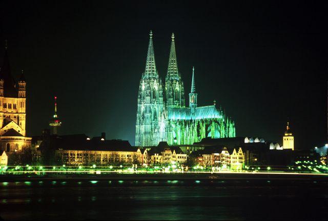Zdjęcia: Kolonia, katedra w kolonii, NIEMCY
