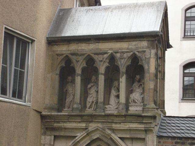 Zdjęcia: Kolonia, jeden z kościołów w Kolonii, NIEMCY